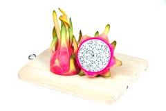 Smoka Owocowy plasterek Zdjęcie Royalty Free