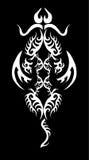 smoka tatuaż Obraz Royalty Free