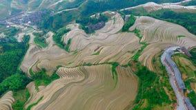 Smoka tylny Guilin Chiny Obraz Stock