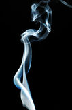 Smoke. Wonderful moments of smoke rising Royalty Free Stock Photo