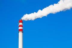 The smoke Royalty Free Stock Image