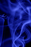 Smoke. Close up of smoke pattern Stock Illustration