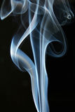 Smoke. Abstract photo to background Royalty Free Stock Image