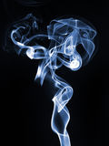 Smoke. Background | Backlit smoke shot with color gels on the flash Royalty Free Stock Photo