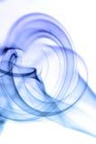 Smoke. An abstract image of the smoke of a cigarette Stock Photo