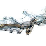 Smoke. Abstractc smoke for background on black Stock Photography