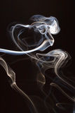 Smoke. Abstractc smoke for background on black Stock Photo