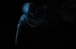 Smoke abstract Royalty Free Stock Photos