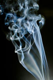 Smoke abstract background Royalty Free Stock Photos