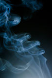 Smoke abstract background Stock Photo