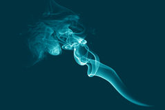 Smoke abstract background Royalty Free Stock Image