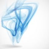Smoke Abstract Background. Vector Illustration. Eps 10 Stock Images