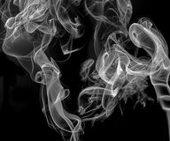 Smoke - abstract picture Royalty Free Stock Photography