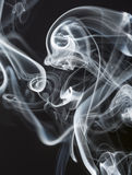 Smoke - abstract picture Stock Images