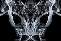 Smoke - abstract picture Royalty Free Stock Photo