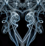 Smoke - abstract picture Royalty Free Stock Photos