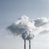 Smoke. Royalty Free Stock Image