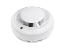 Smoke alarm Royalty Free Stock Images