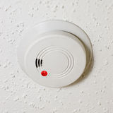 Smoke alarm Stock Photos