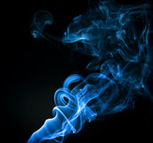 Smoke art Royalty Free Stock Image