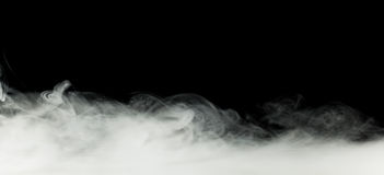 Smoke backdrop Stock Photos
