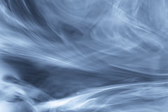 Smoke background Stock Photography