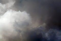 Smoke background Stock Images