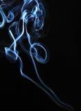 Smoke background. Smoke on black background Stock Photo