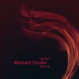 Smoke background elegant. Smoke background eps10, vector elegant wave Stock Photography