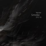 Smoke background elegant Stock Image