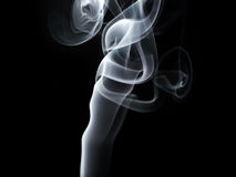 Smoke background Stock Images