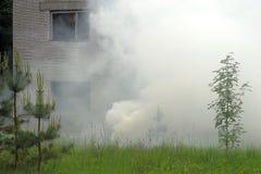 Smoke bomb Stock Photos