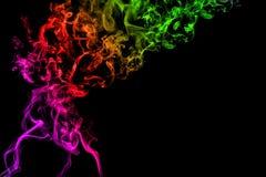 Smoke Brushes Royalty Free Stock Image