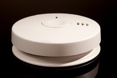 Smoke/Carbon monoxide alarm Stock Image