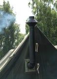 Smoke Chimney. Stock Photography