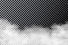 Free Smoke Cloud On Transparent Background. Realistic Fog Or Mist Texture Isolated On Background Royalty Free Stock Photo - 130177715