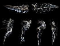 Smoke collection stock images