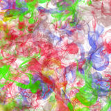 Smoke color Royalty Free Stock Image