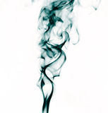 Smoke. Coming From Insence Sticks Royalty Free Stock Photography