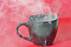 Smoke cup Stock Image