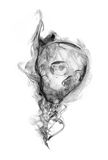 Smoke of Death 2 Royalty Free Stock Images