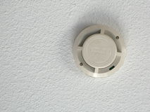 Smoke, detector, Royalty Free Stock Photos