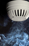 Smoke detector Stock Photo