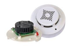 Smoke detector alarm Royalty Free Stock Photos
