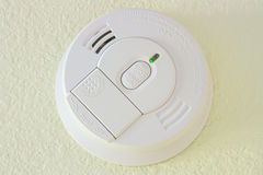 Smoke detector Stock Photos
