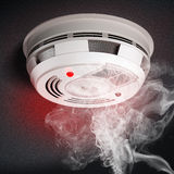 Smoke Detector Royalty Free Stock Image