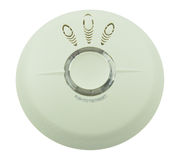 Smoke detector sensor Royalty Free Stock Image