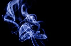 Smoke, Electric Blue, Computer Wallpaper, Organism Royalty Free Stock Images