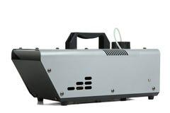 Smoke fog machine. A Smoke fog machine isolated on a pure white background Royalty Free Stock Photography
