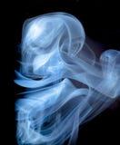 Smoke jellyfish Royalty Free Stock Photography